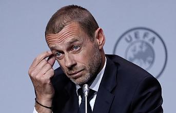 UEFA'dan flaş açıklama! Sezonu bitirmeyecek olanlar Avrupa kupalarına..