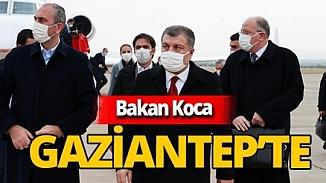 Gaziantep'te özel hastanede meydana gelen yangınla ilgili Bakan Koca açıklama yaptı