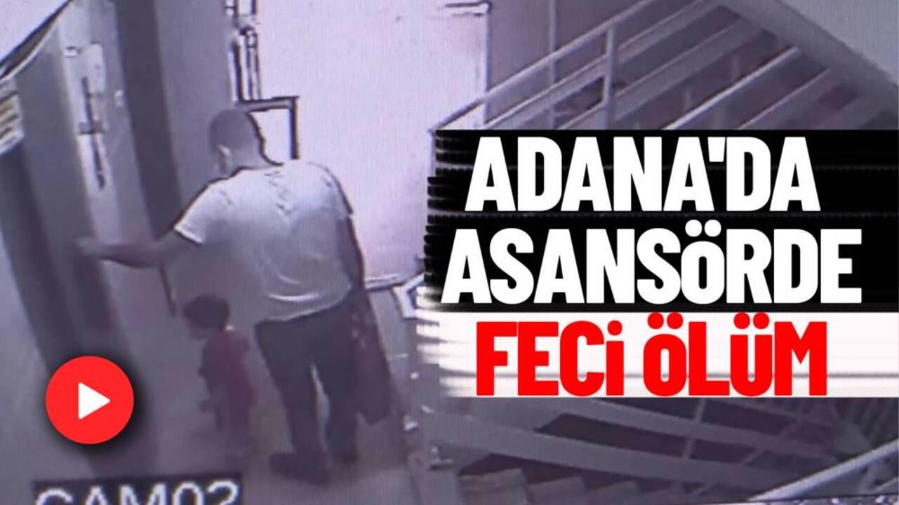 Adana'da 2 yaşındaki minik Eren, babasının gözleri önünde feci şekilde can verdi!