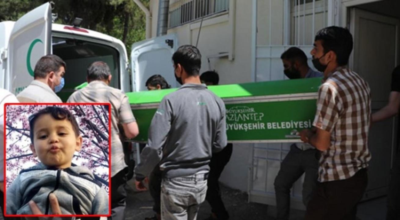 Gaziantep'te acı olay! Üzerine motosiklet düşen 2 yaşında ki çocuk yaşamını yitirdi