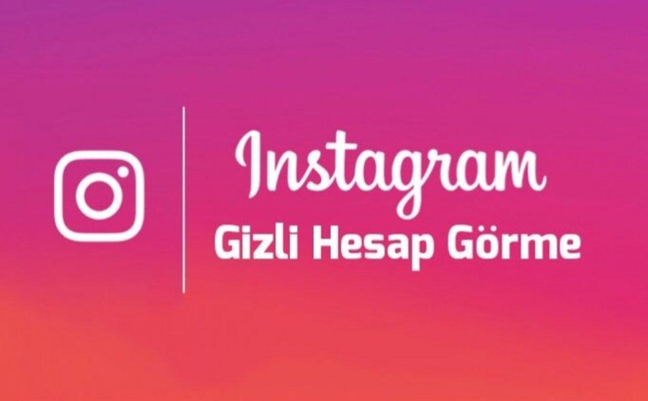 Instagram stalk nasıl yapılır? Instagram gizli hesabı görme ve profile bakma