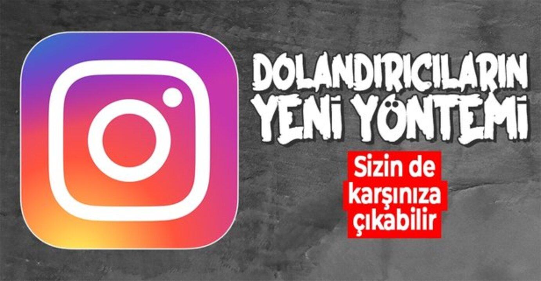 Instagram'dan gelen yatırım tavsiyelerine dikkat!