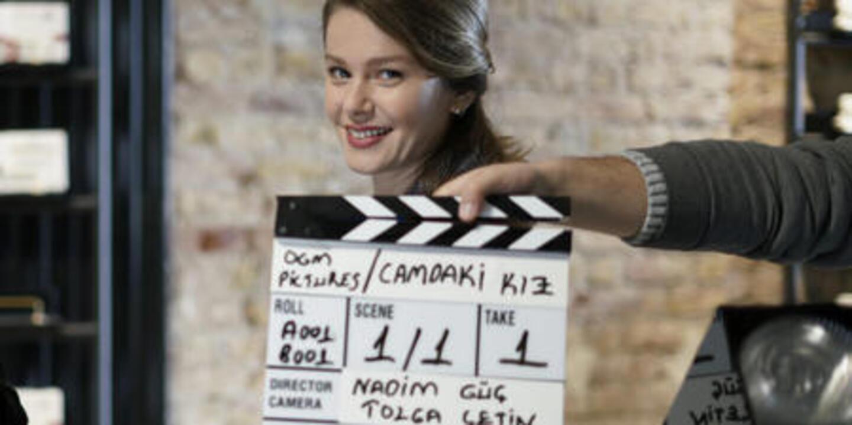 Kanal D'nin Yeni Dizisi: Camdaki Kız