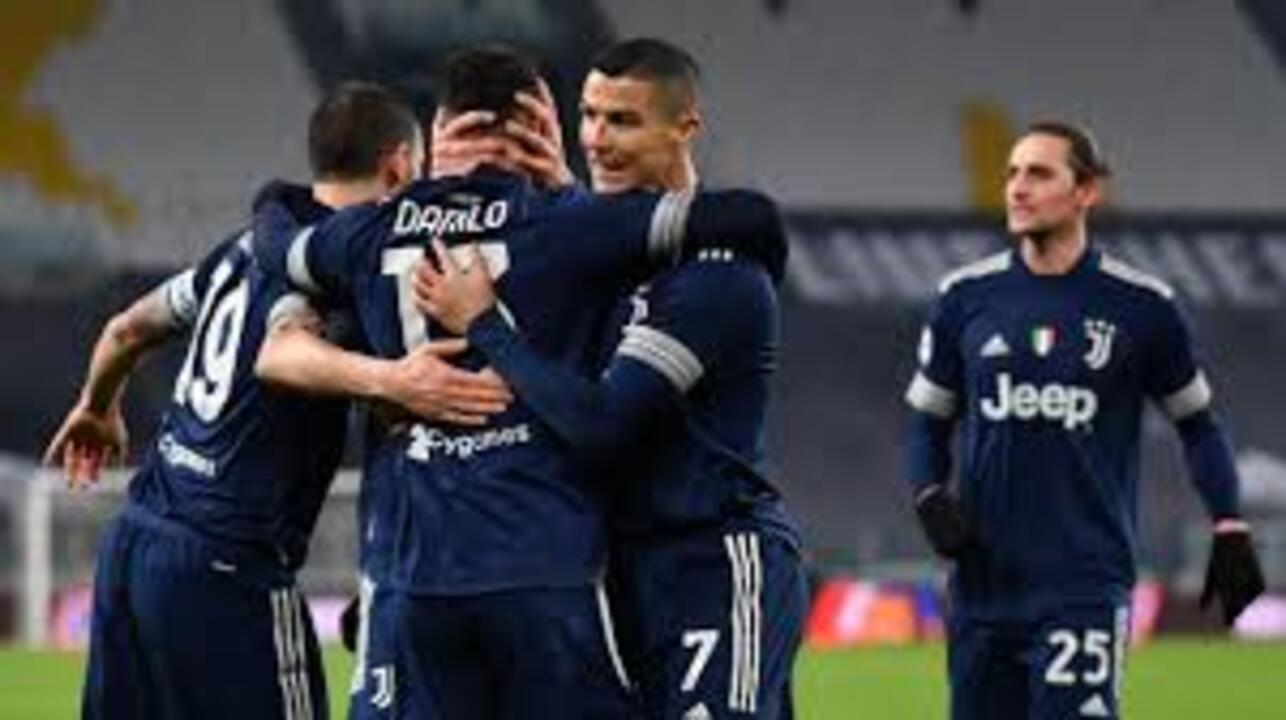Ronaldo üçüncü kez ''dalya'' dedi
