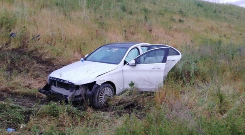 Takla atan araç içinde bulunan 1 kişi hayatını kaybetti