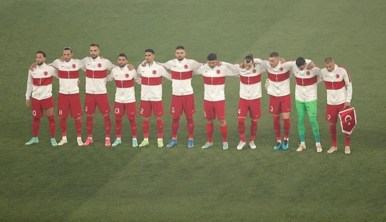 A Mili Takımın Galler maçı ilk 11'i açıklandı
