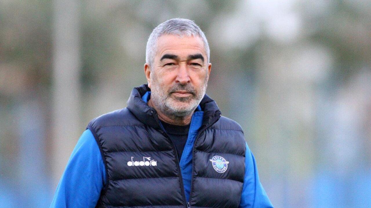Adana Demirspor teknik direktörü transferleri doğruladı