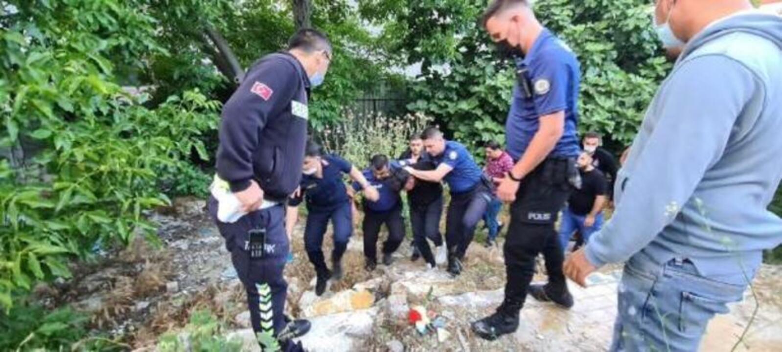 Adana'da eşini öldürdükten sonra kaçan adam çalılıkların arasında yakayı ele verdi!