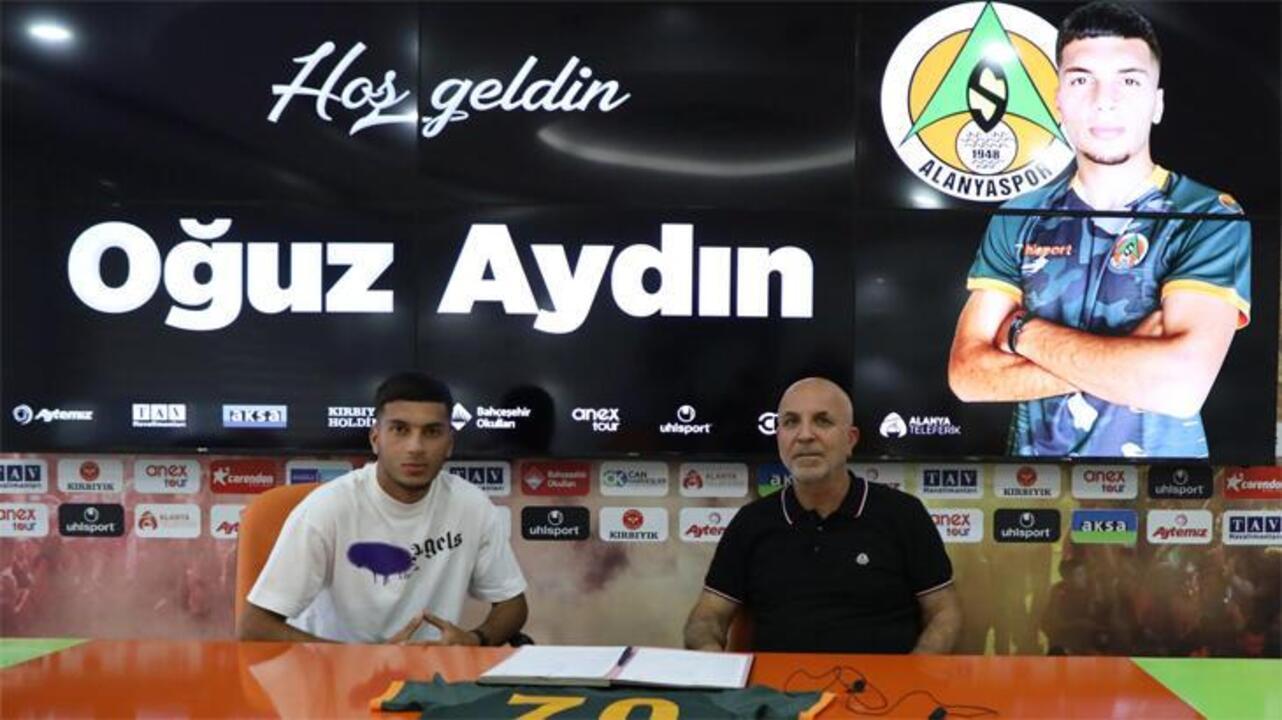 Alanyaspor'da transfer!