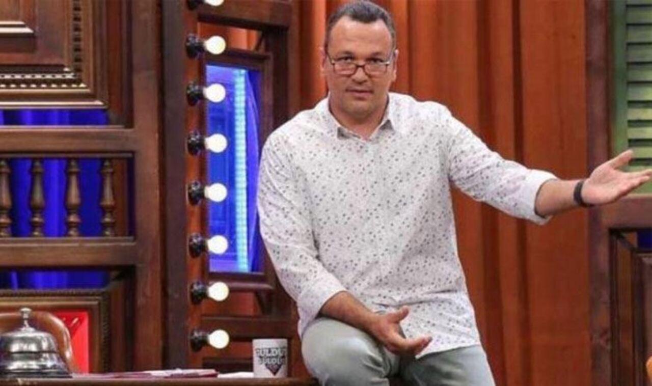 Ali Sunal'dan skeç açıklaması