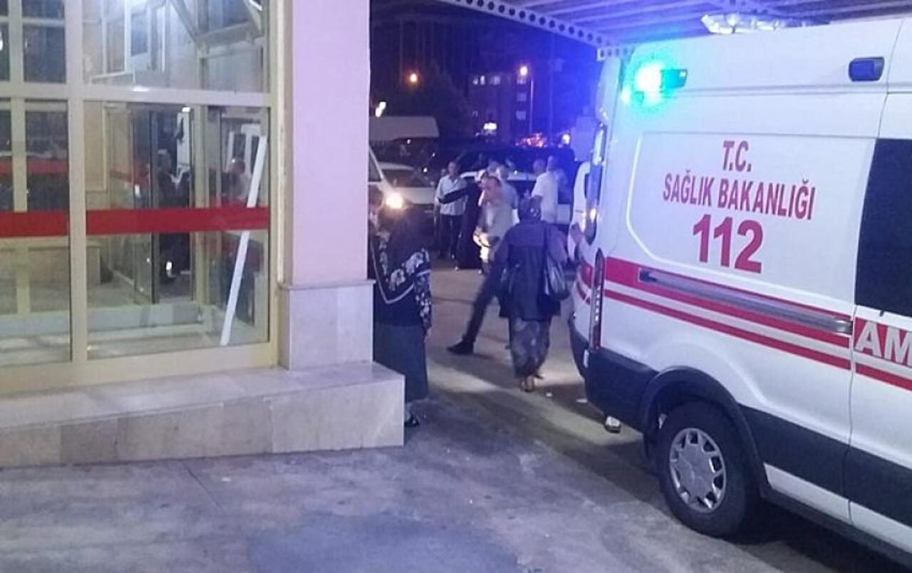 Ankara'da düğün yemeğinden zehirlenen 30 kişi hastaneye kaldırıldı