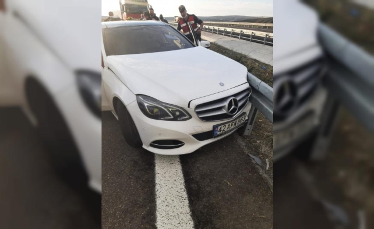 Ankara'da trafik kazası: 5 yaralı!