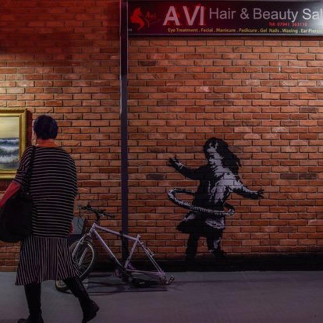 Bansky eserlerinin telif hakkını alamadı