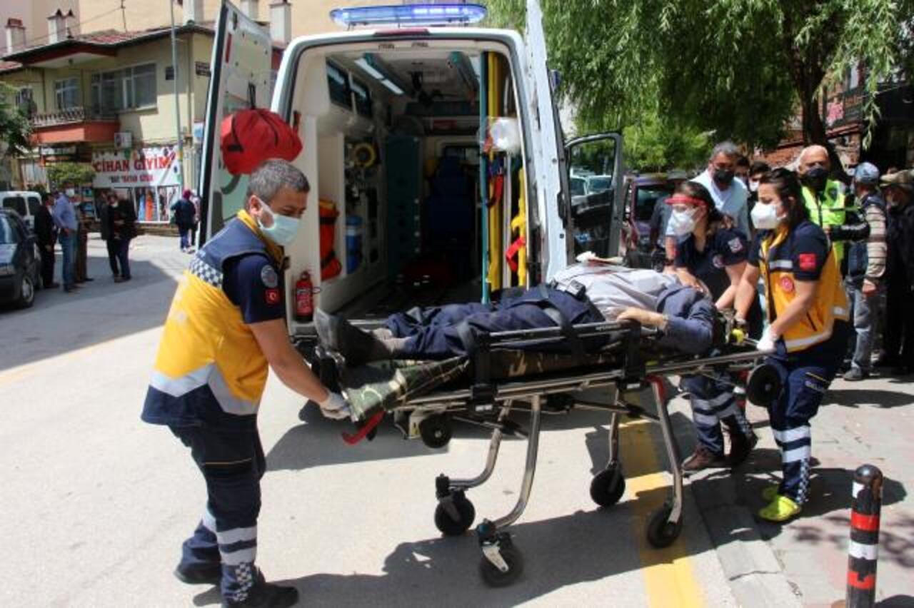 Bolu'da miras kavgası nedeniyle kuzenini vuran kişi yakalandı