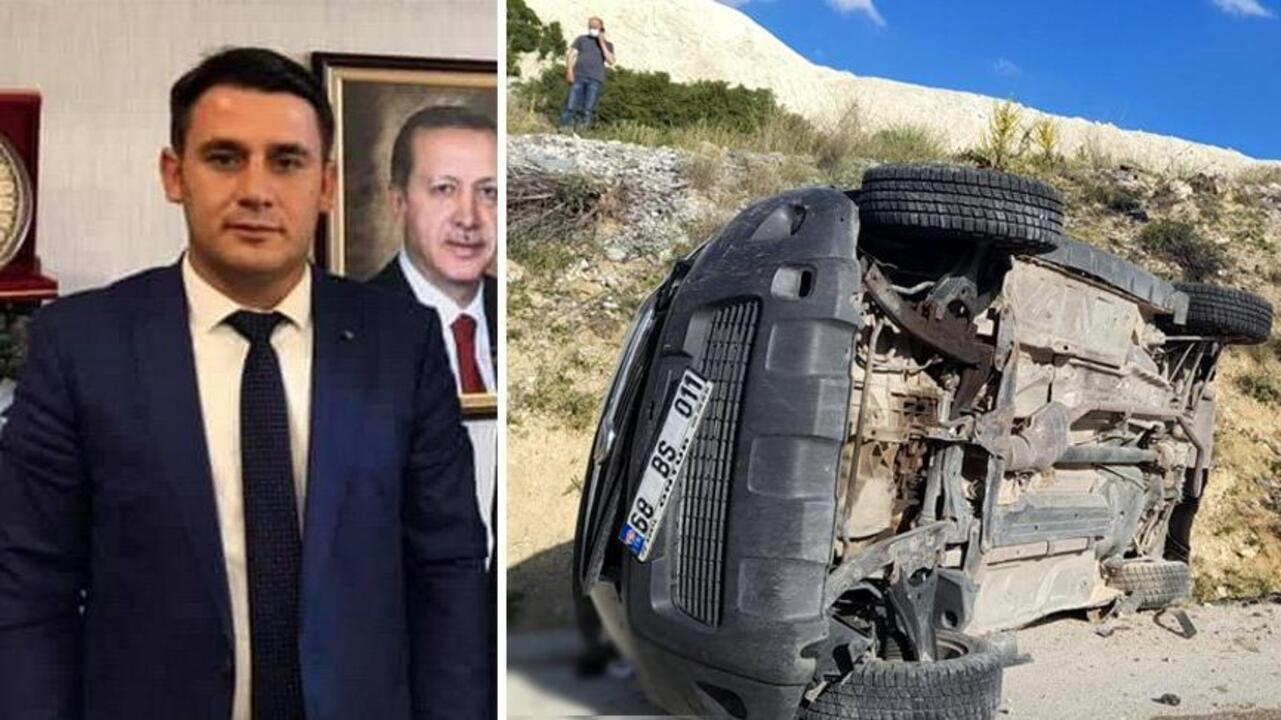 Burdur DSi Şube Müdürü trafik kazasında hayatını kaybetti