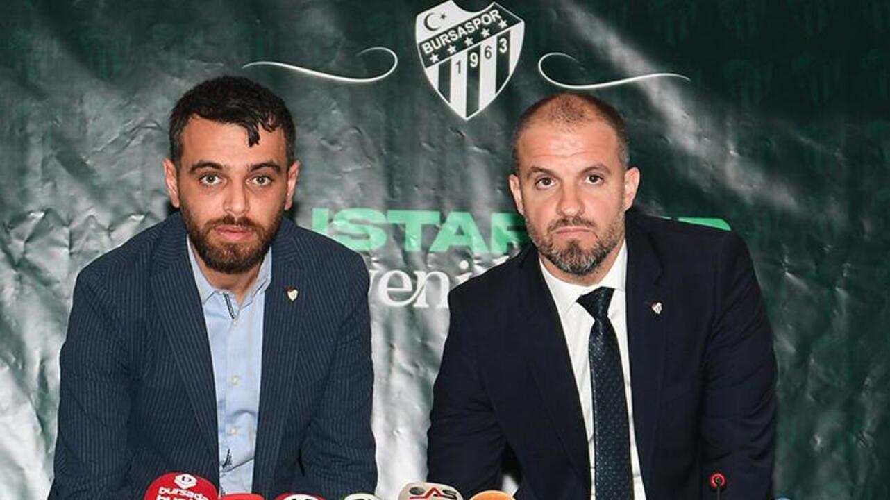 Bursaspor'un yeni teknik direktörü Mustafa Er oldu