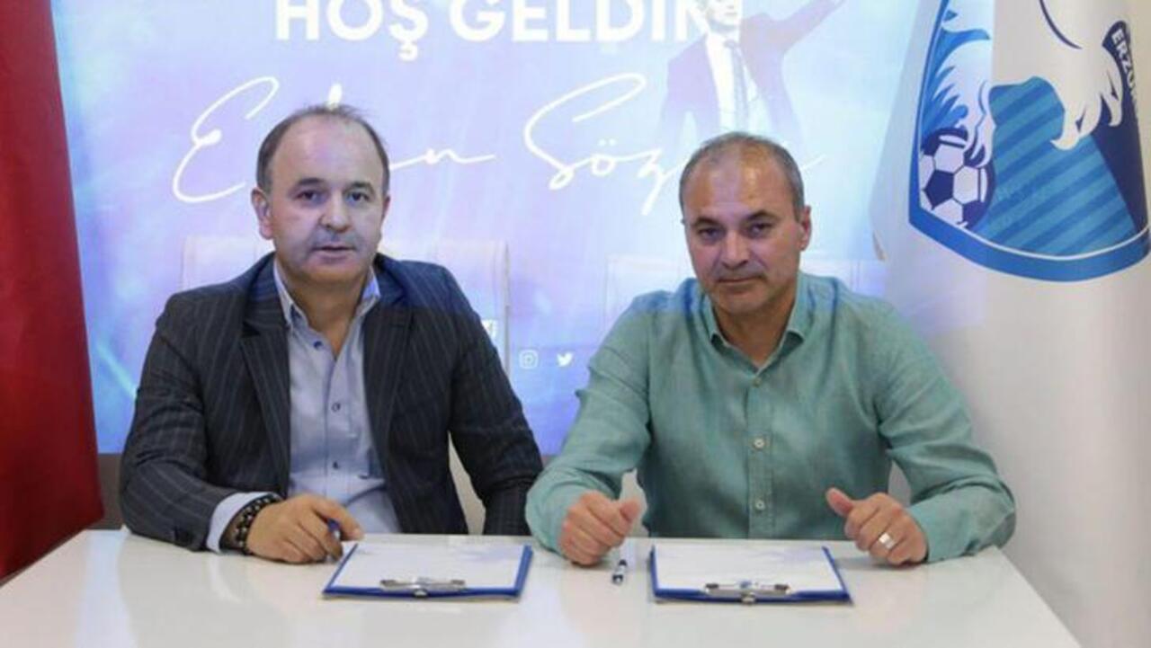 Büyükşehir Belediye Erzurumspor'da yeni dönem!