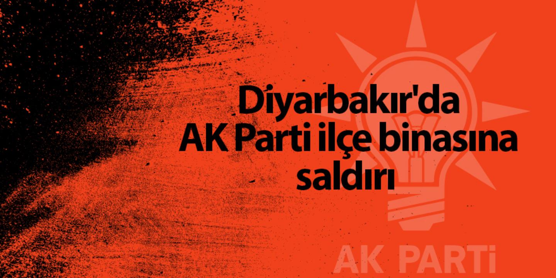 Diyarbakır saldırısının faili, meğer parti yöneticisinin akrabasıymış!