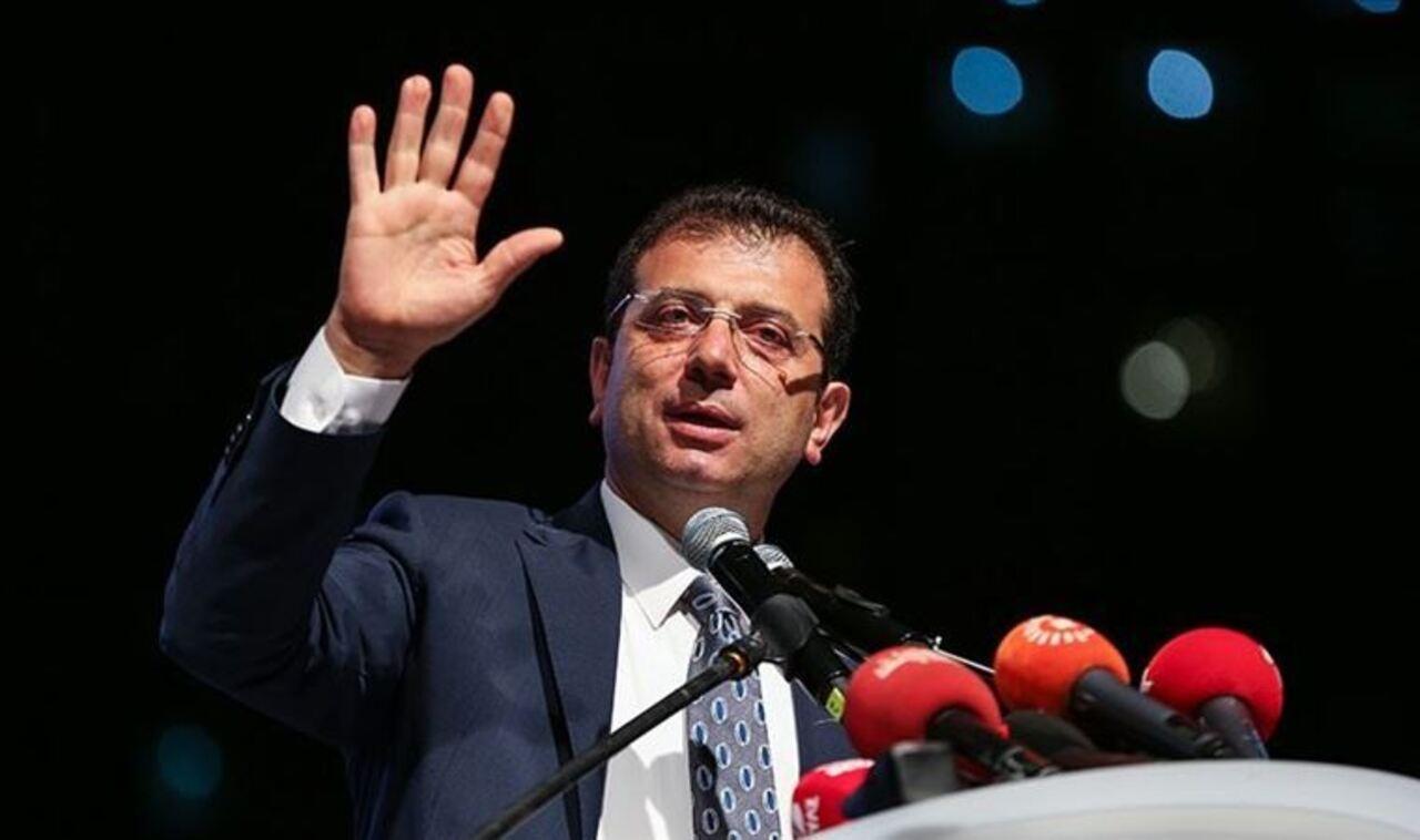 Ekrem İmamoğlu Galatasaray'ın yeni başkanı Burak Elmas'ı tebrik etti