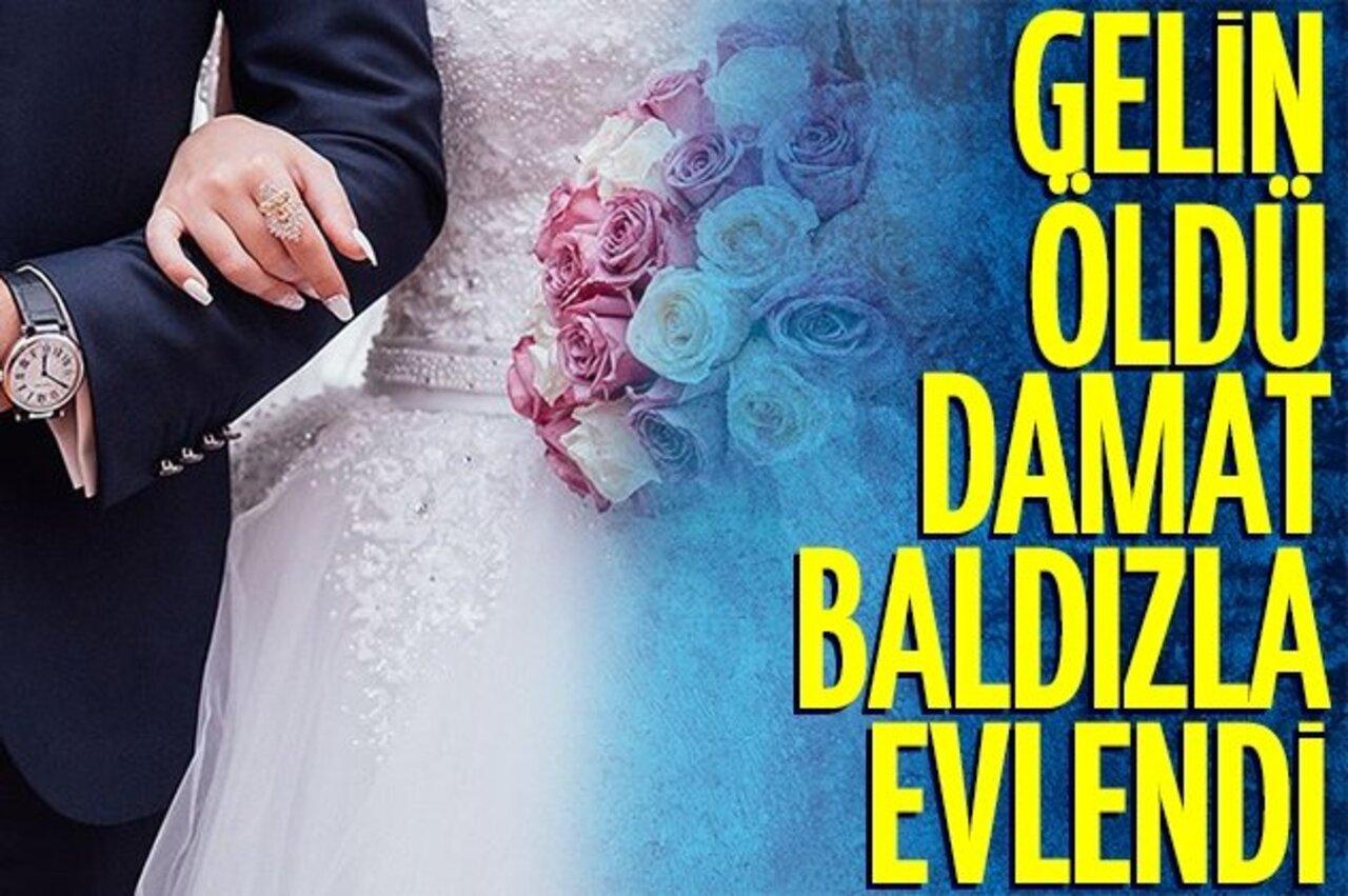 Evleneceği kadın düğünde kalp krizinden ölünce baldızıyla evlendi!