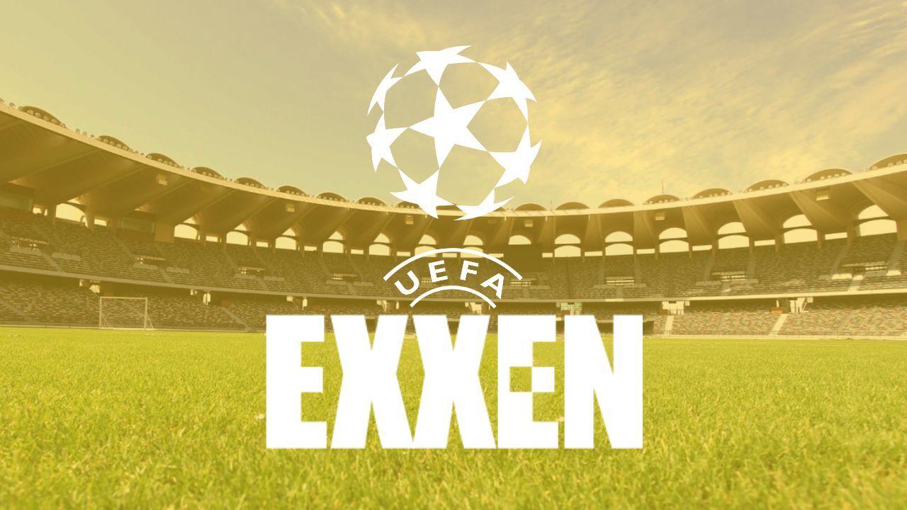 EXXEN, Avrupa maçlarını yayınlayacak