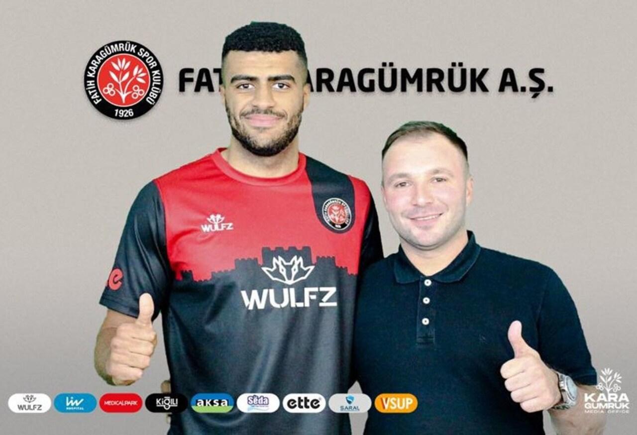 Fatih Karagümrük transferi kadroda