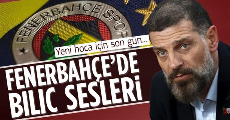 Fenerbahçe, Slaven Bilic sürprizi için gün saymaya başladı!
