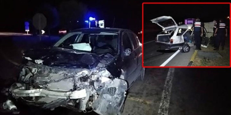 Fethiye'de 2 otomobil çarpıştı: 3 ölü, 5 yaralı