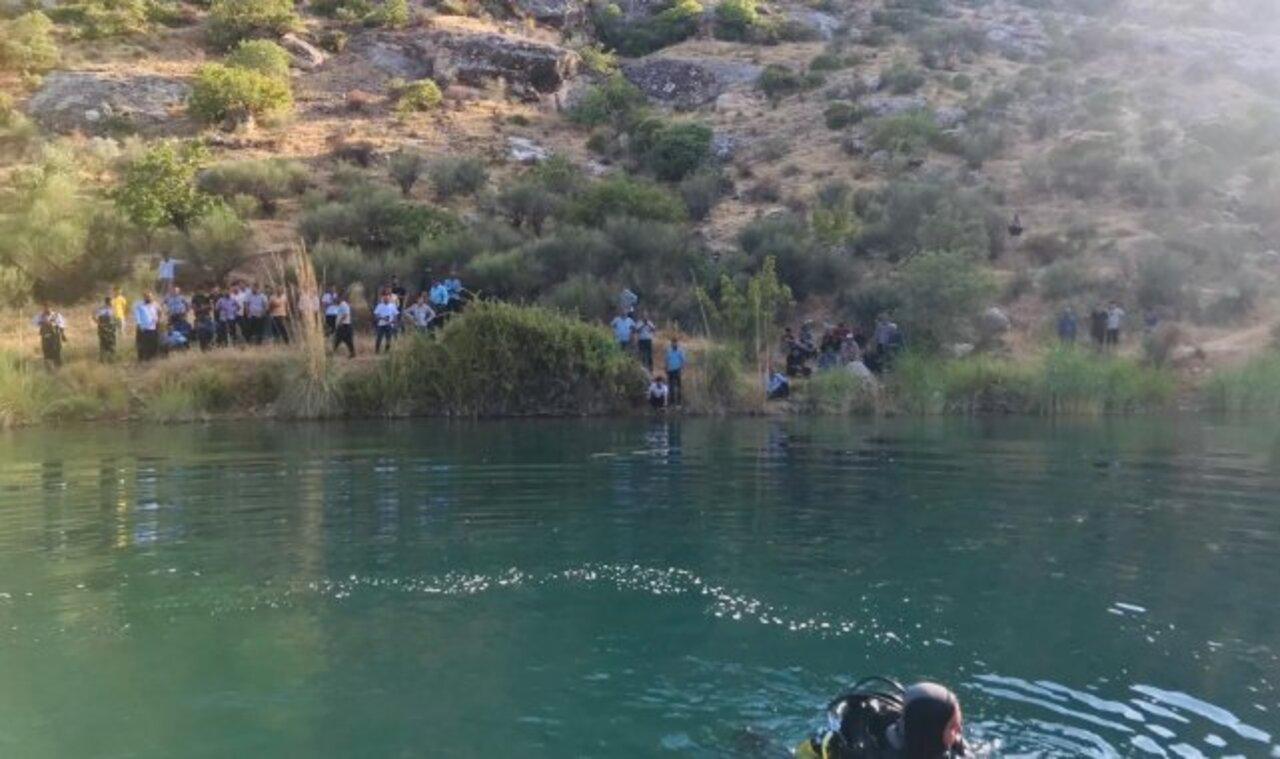 Fırat Nehri'nde balık tutmak isterken nehre düşerek boğuldu