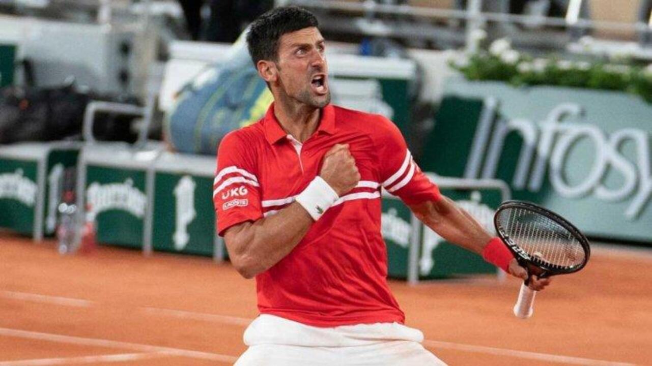 Fransa Açık Tek erkeklerde Djokovic finale yükseldi