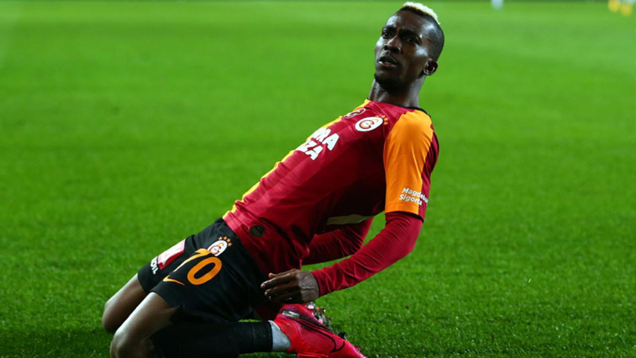 Galatasaray'da Halil ve Onyekuru harekatı başladı! Monaco ve Brentfod'a rest çekildi