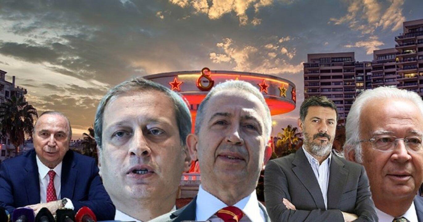 Galatasaray'ın yeni başkanı belli oluyor!