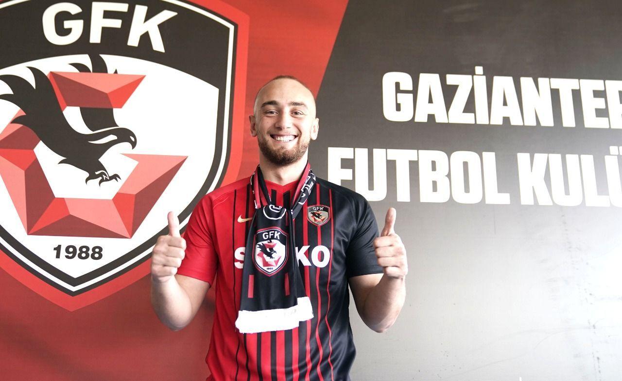 Gaziantep Futbol Kulübü, Doğan Erdoğan'ı transfer etti