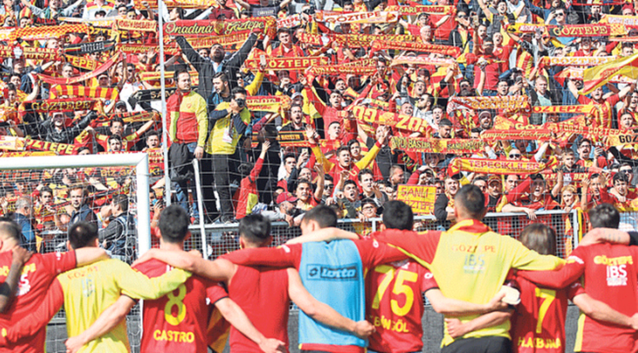 Göztepe'de yeni sezon hazırlıkları!