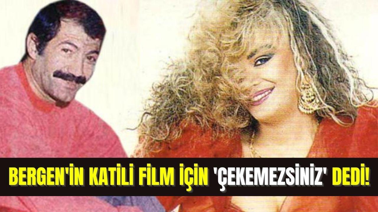 Halil Serbest: Bergen filmi benim iznim olmadan çekilemez!