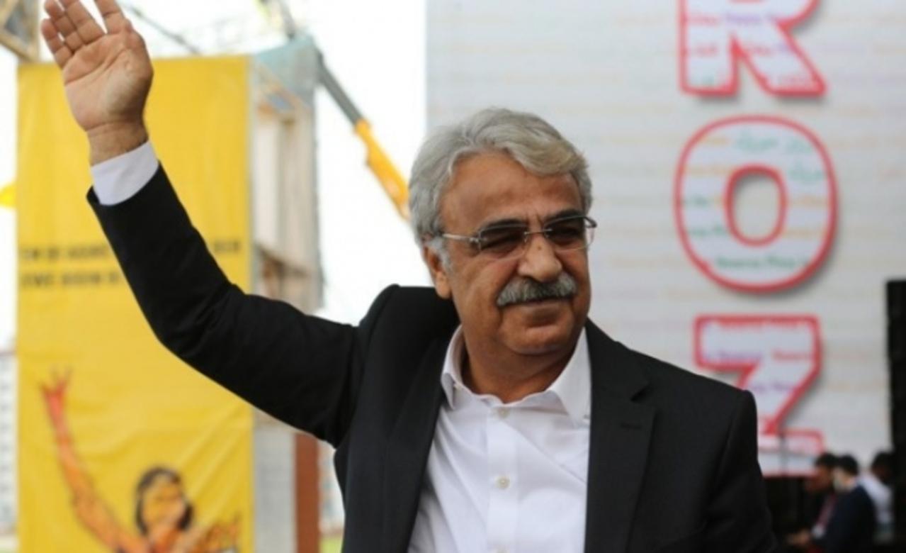 HDP Eş Genel Başkanı Mithat Sancar'a