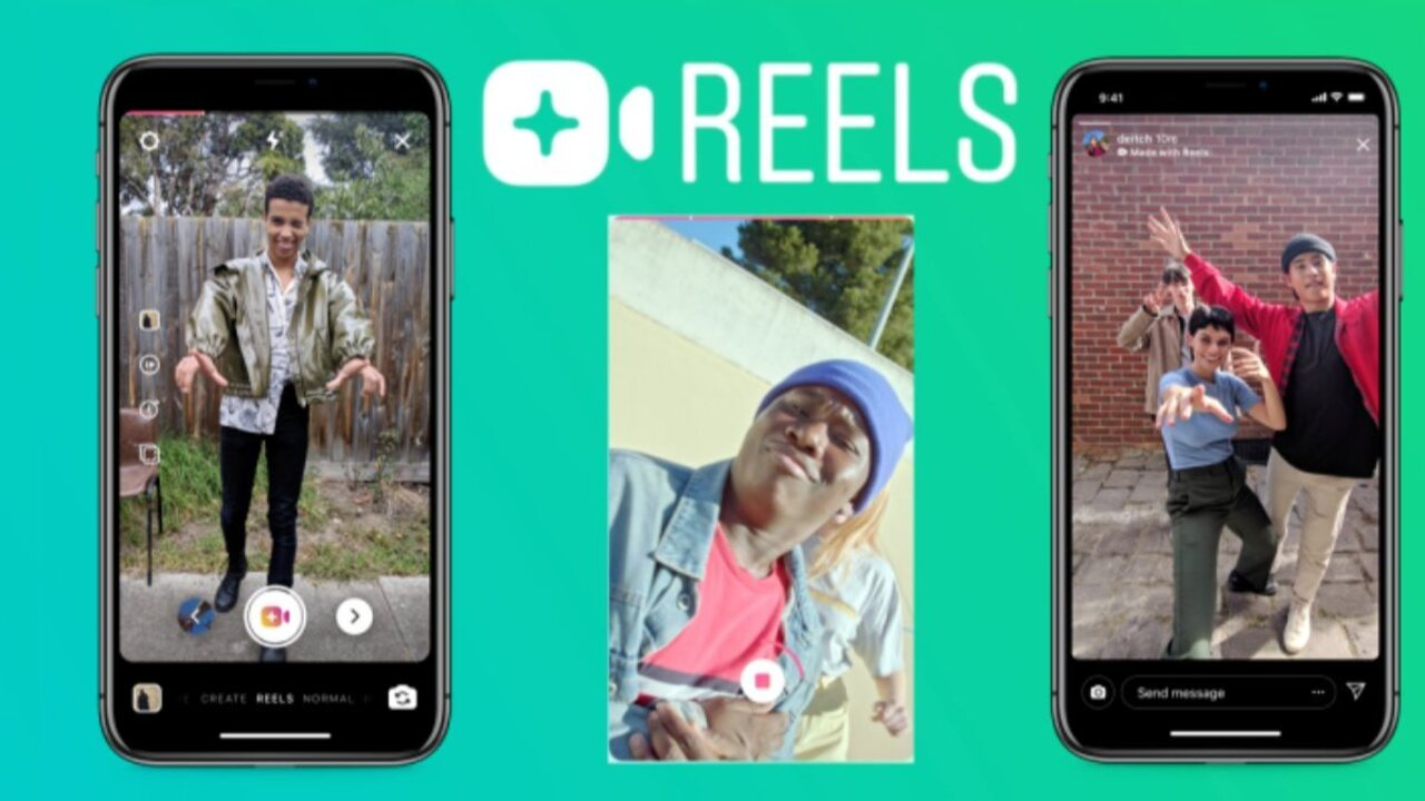 Instagram Reels'deki reklamlar video geçişlerinde gözükecek