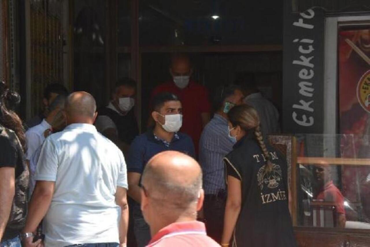 İzmir'de HDP binasına silahlı saldırı