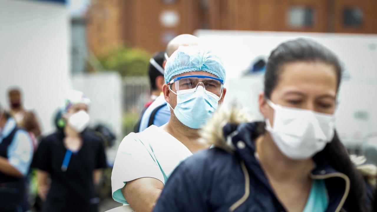 Kolombiya, Moderna koronavirüs aşısına acil kullanım onayı verdi