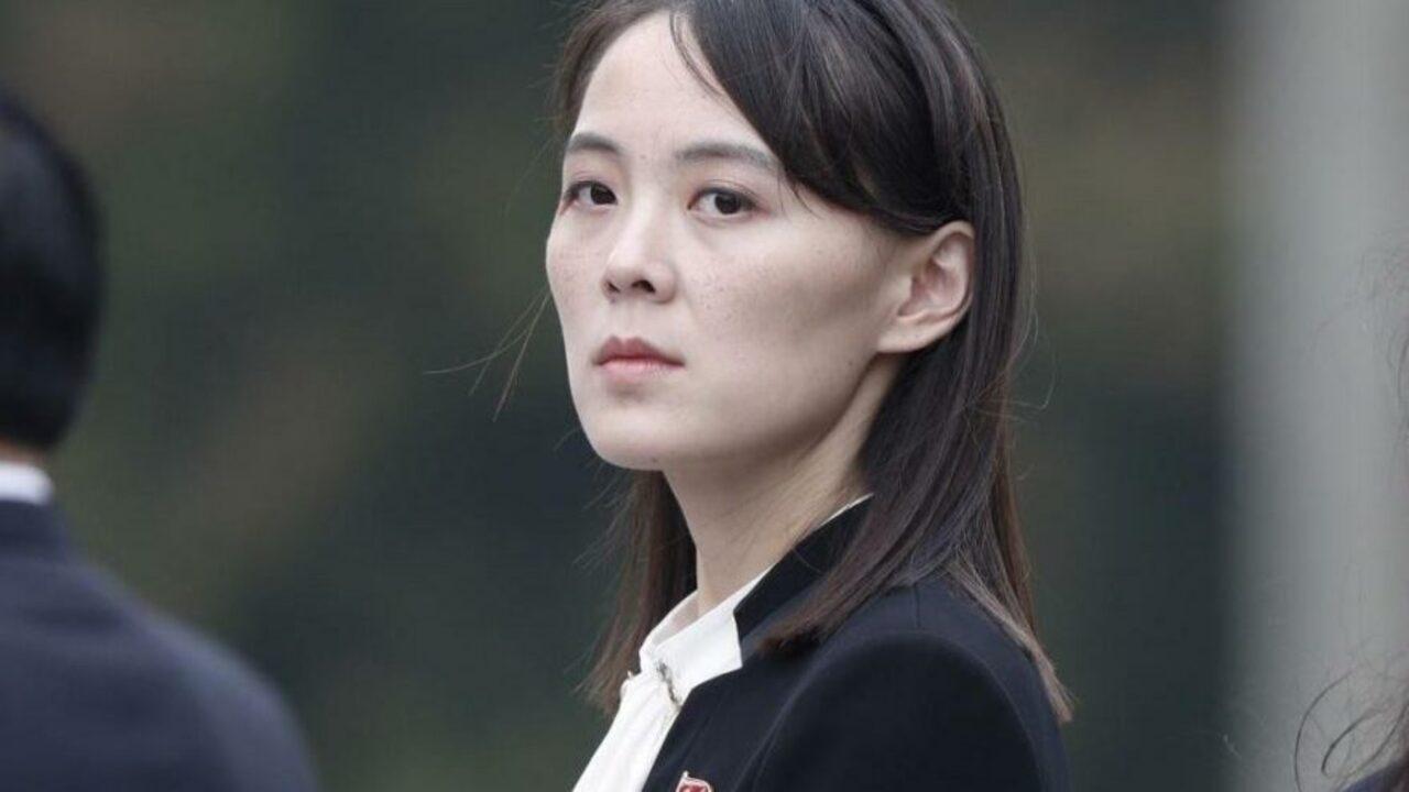 Kuzey Kore lideri Kim'in kardeşi Kim Yo-Jong, ABD'nin hayal kırıklığına uğrayacağını belirtti
