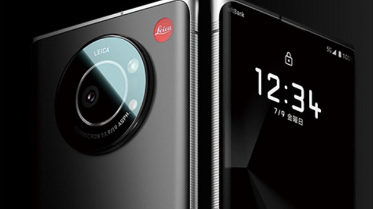 Leica ilk akıllı cihazını satışa çıkardı