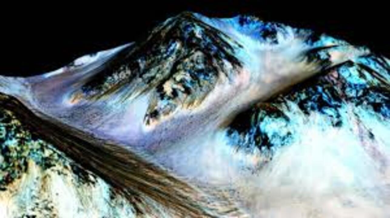 Mars'ta tespit edilenden daha fazla yer altı gölü var