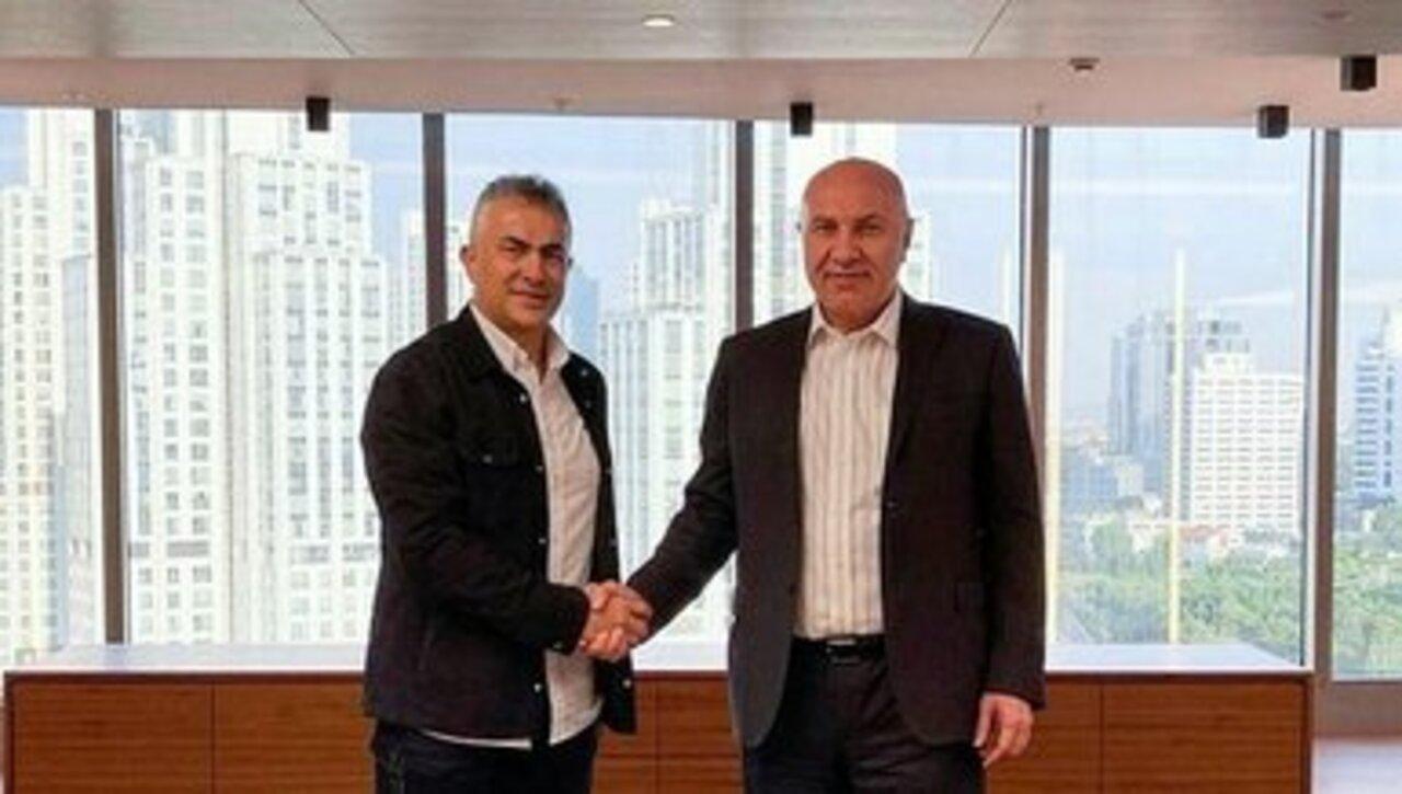 Mehmet Altıparmak ile sözleşme imzalandı!