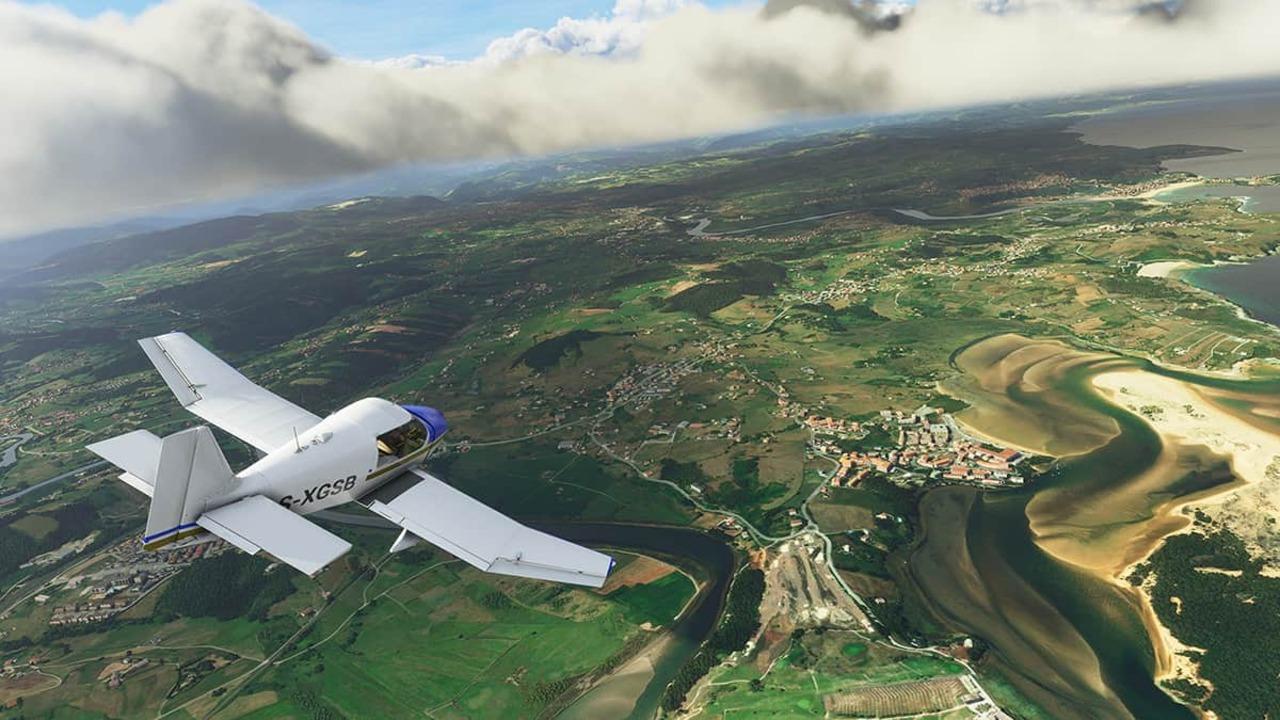 Microsoft Flight Simulator Xbox konsollarına geliyor