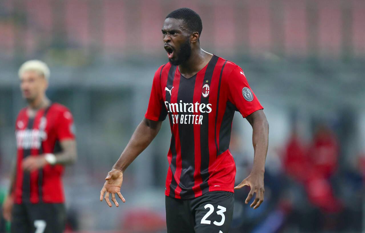 Milan, Tomori'nin bonservisini aldı