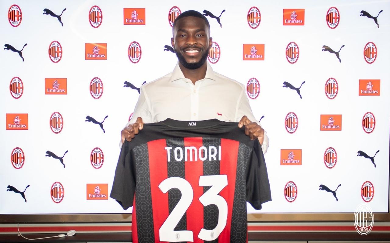 Milan Tomori'yi 30 milyon Euro bedelle kadrosuna kattı