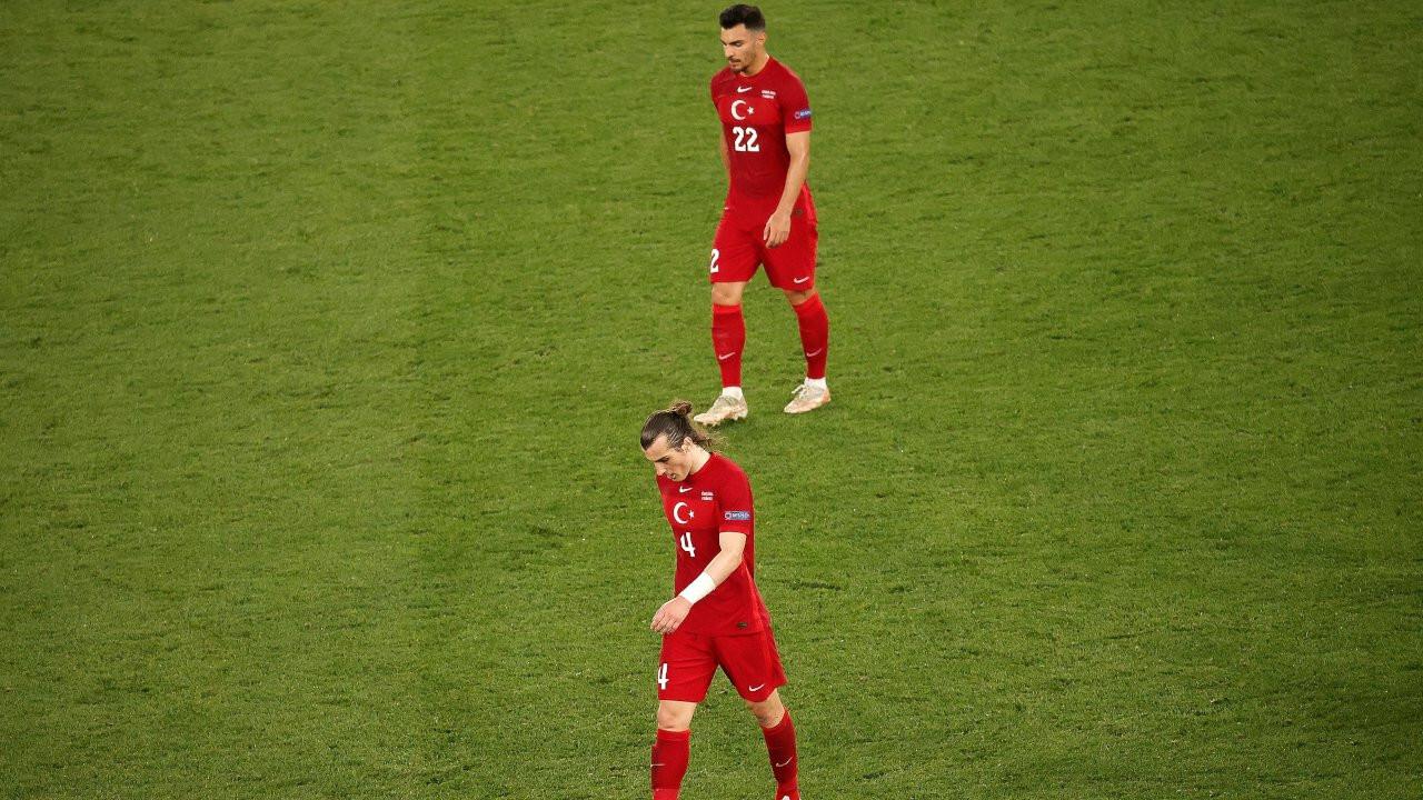 Milli Takım, İsviçre maçı hazırlıklarını bitirdi