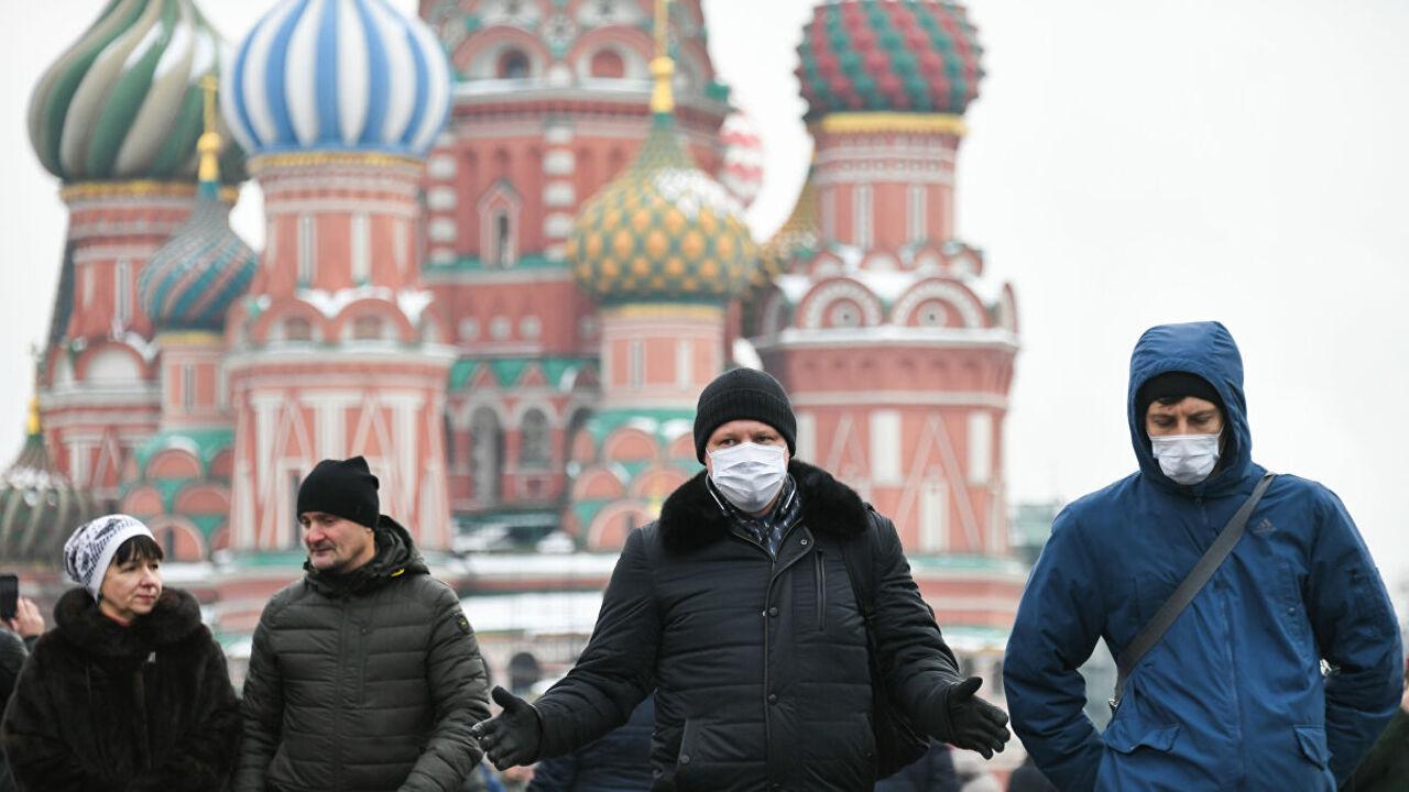 Moskova'da koronavirüs tedbirleri uzatıldı
