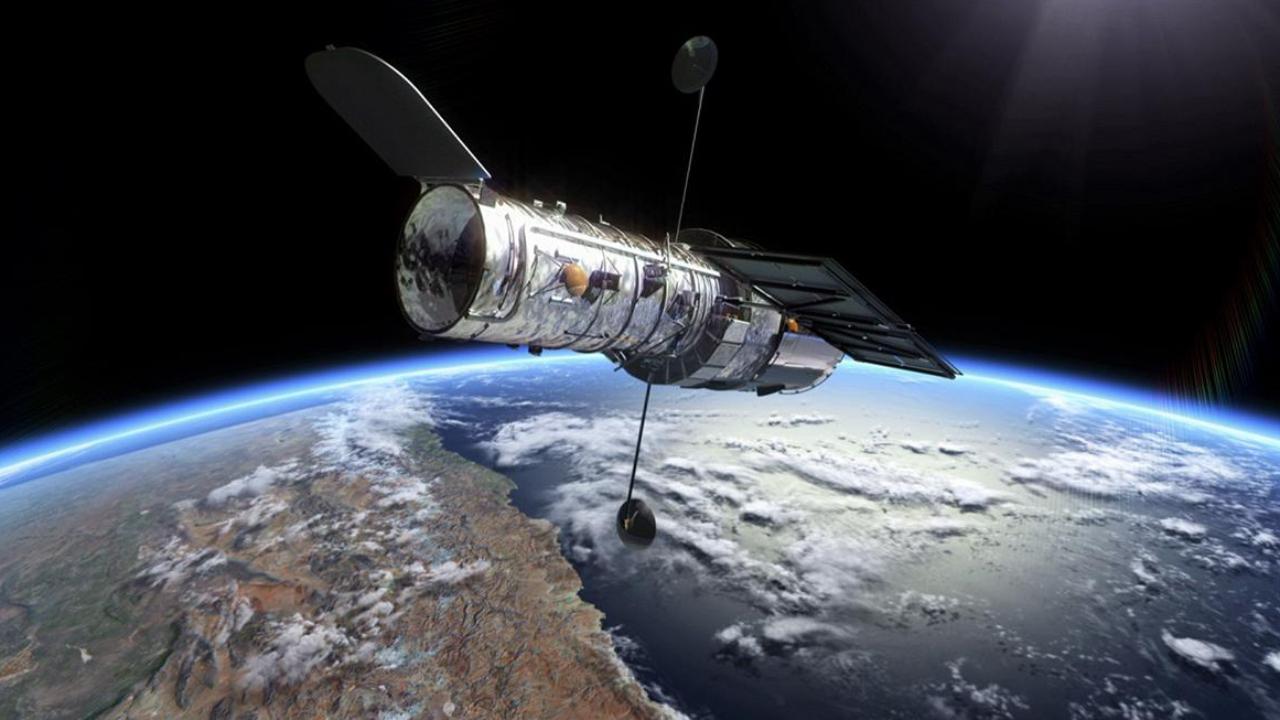 NASA, Hubble Teleskobu'nu tamir etmeye çalışıyor