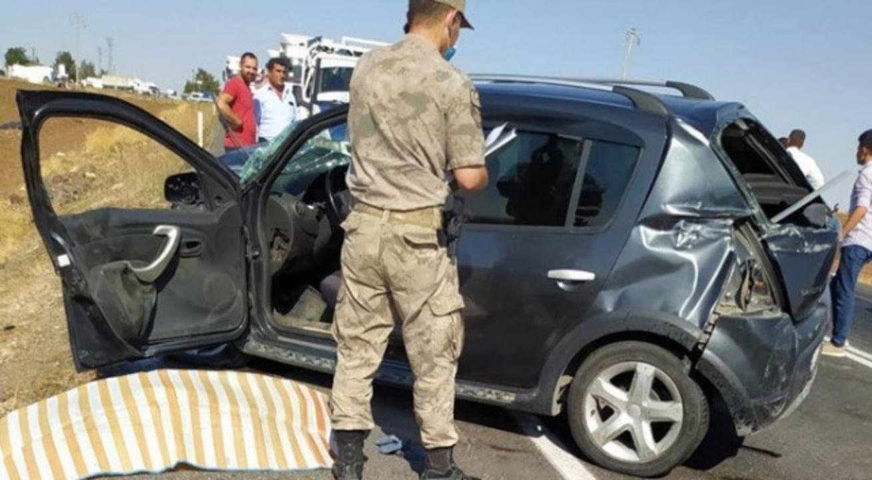 Şanlıurfa'da Feci kaza! Ölü ve yararlılar var